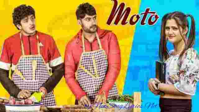 हाय रे मेरी मोटो Hay Re Meri Moto Lyrics in English & Hindi । Moto Lyrics