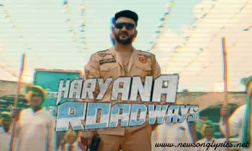 HARYANA ROADWAYS LYRICS IN HINDI