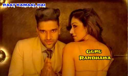 Raat Kamaal Hai Lyrics in Hindi