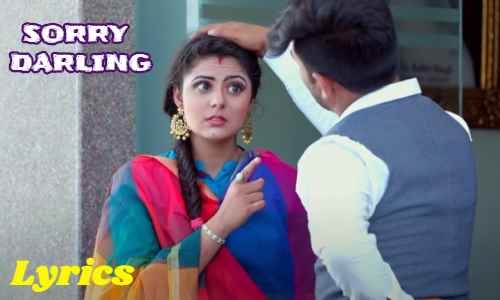 Sorry Darling Song Lyrics in Hindi