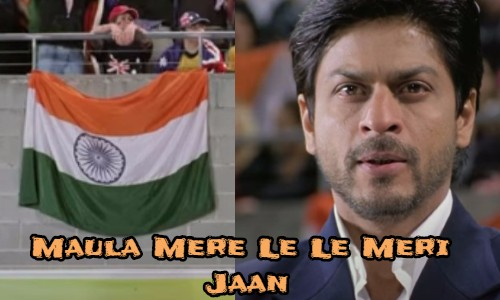 Maula Mere Le Le Meri Jaan Song Lyrics in Hindi