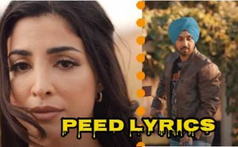 Peed Lyrics in hindi