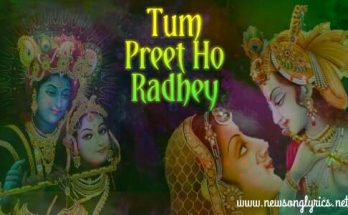 Tum Preet Ho lyrics in Hindi,krishna bhajan lyrics,janmashtami song
