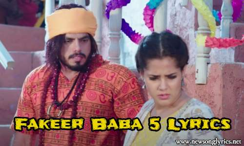 Fakeer Fakeer Baba 5 Lyrics In HindiBaba 5 Lyrics In Hindi