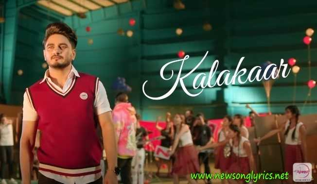 कलाकार KALAKAAR LYRICS IN HINDI Kulwinder Billa