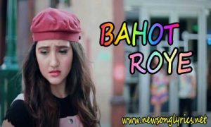 बहुत रोये BAHOT ROYE LYRICS IN HINDI Payal Dev